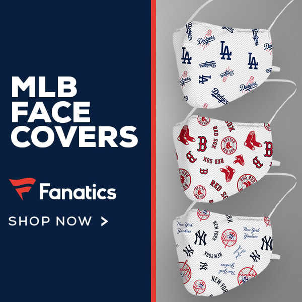 MLB Face Masks