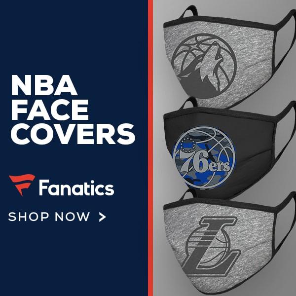 NBA Face Coverings