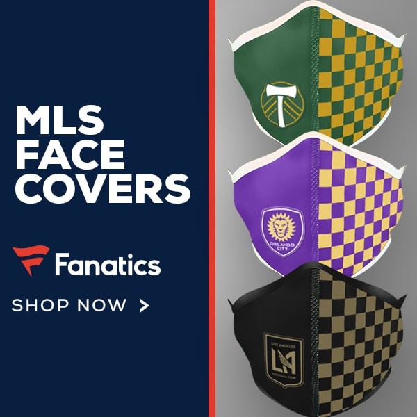 MLS Face Coverings