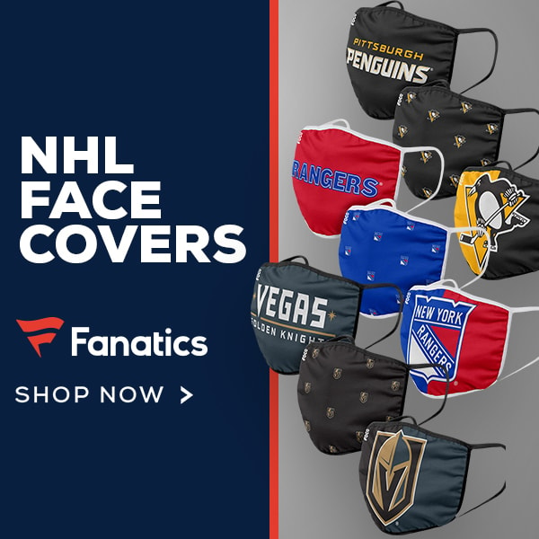 NHL Face Coverings