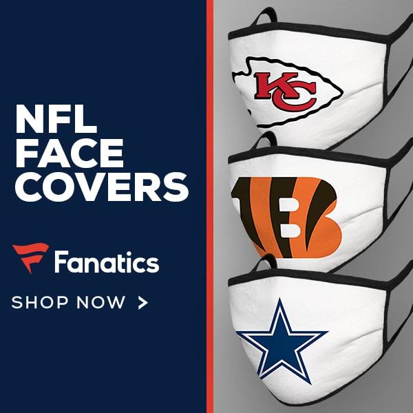 NFL Cloth Masks