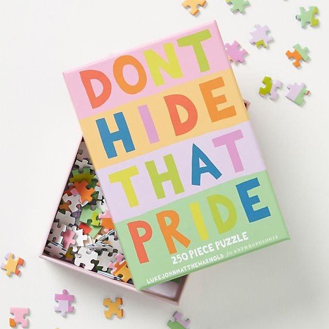 Pride Puzzle Luke John Matthew Arnold