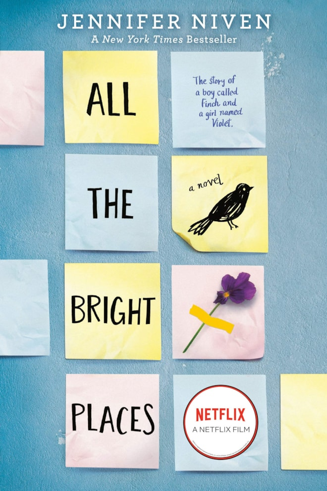 All the Bright Places: Jennifer Niven