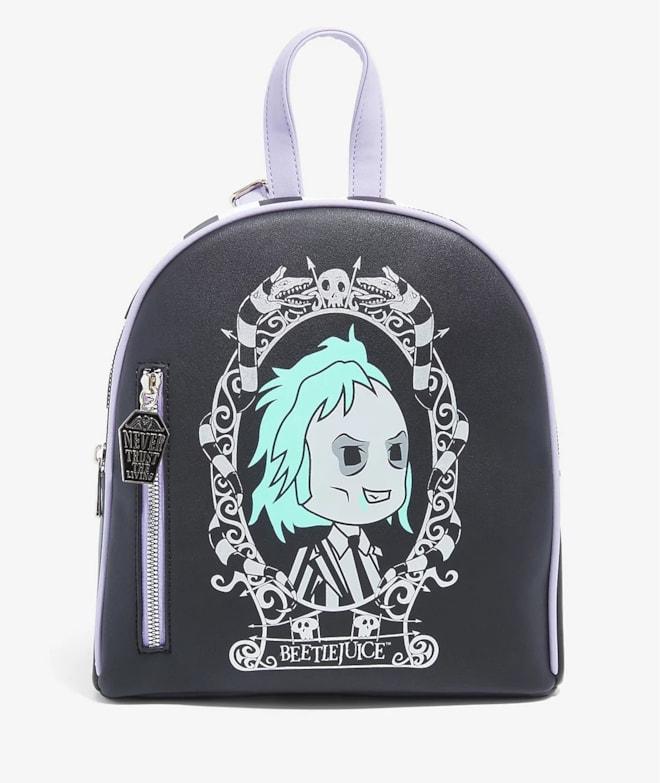Beetlejuice Mini Backpack