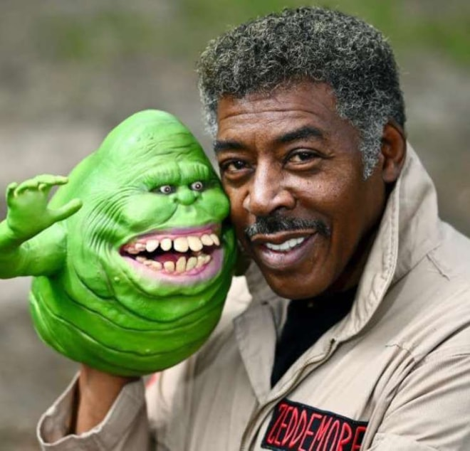 Cameo From Ghostbusters Ernie Hudson
