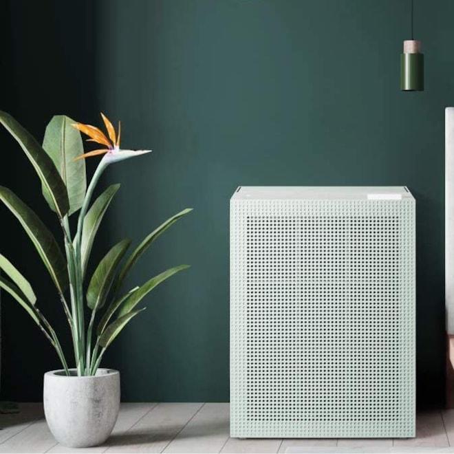 Coway HEPA Purifier & Air Quality Monitor