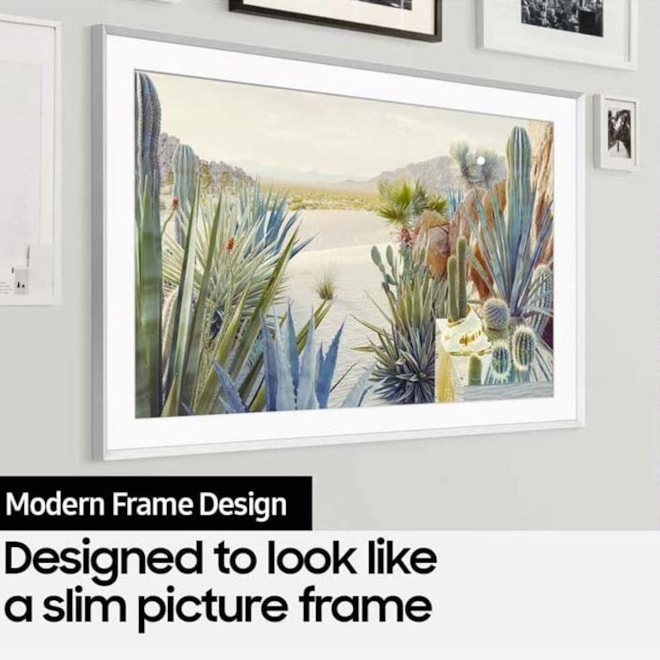 Samsung Frame Series 4K Smart TV