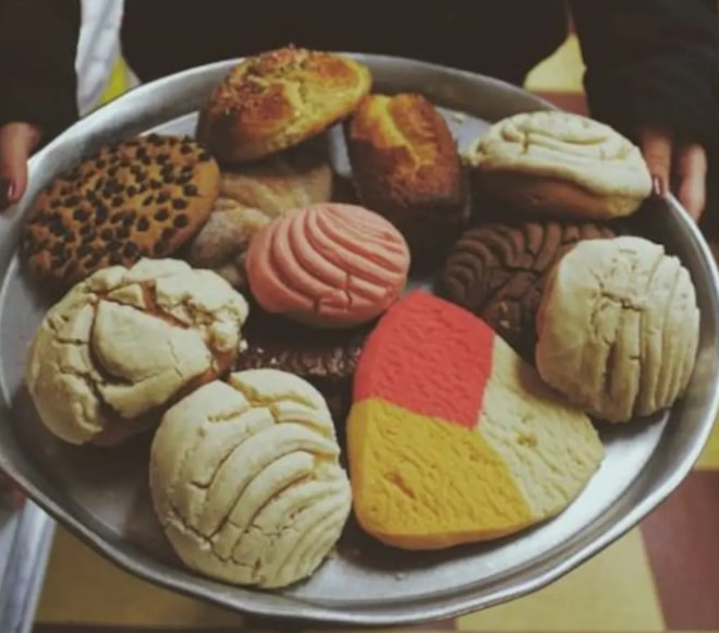 Authentic Mexican Sweet Breads