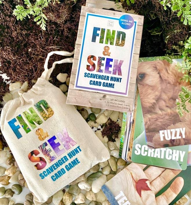Find & Seek Scavenger Hunt