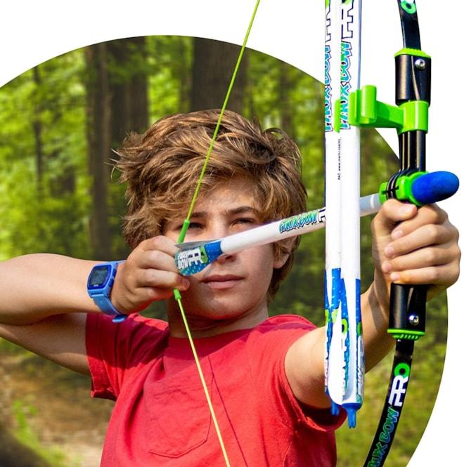 Faux Bow Pro Archery Set