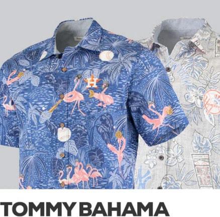 Multi Team: Tommy Bahama X Fanatics Gear