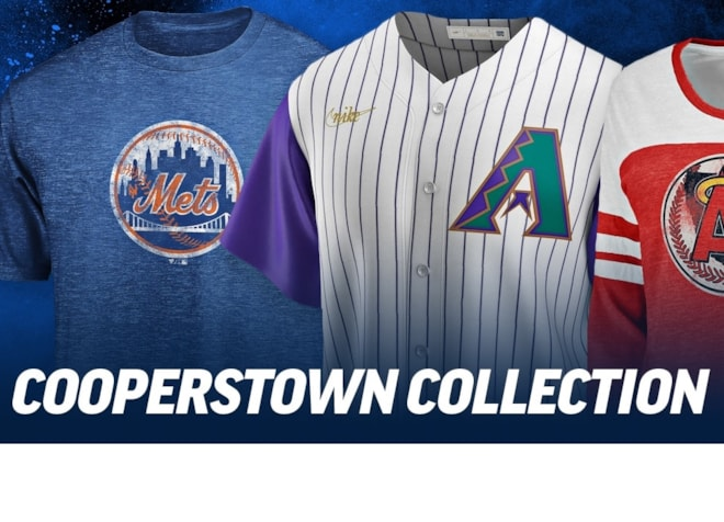 MLB Cooperstown Collection Gear