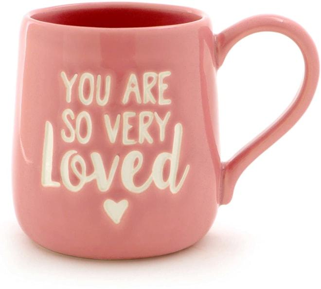 Loved Stoneware Mug