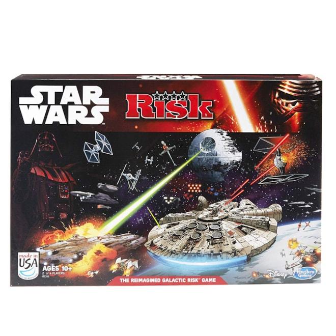 Risk: Star Wars Edition Game