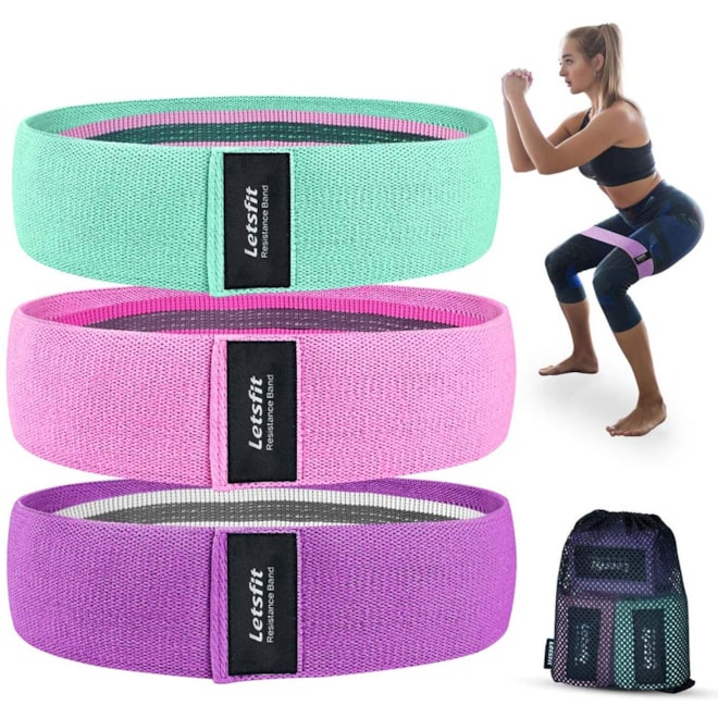 Exercise Booty Bands