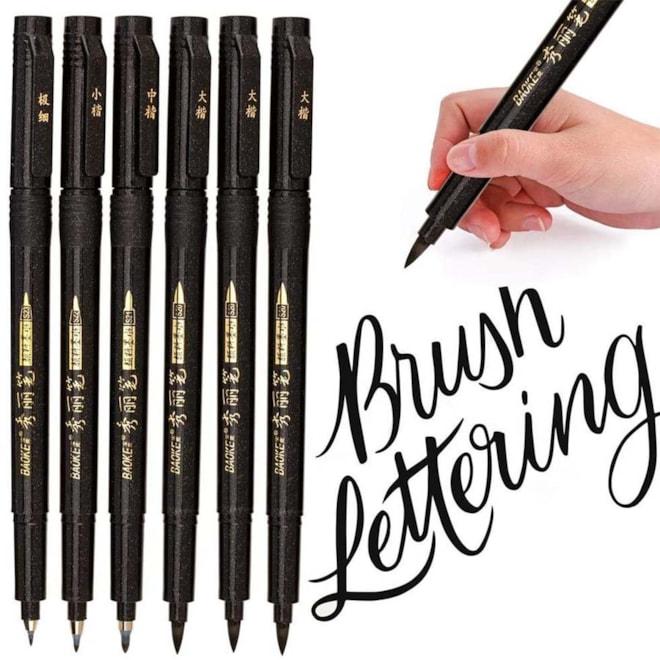 Lettering Pens, Refill Brush Calligraphy Set