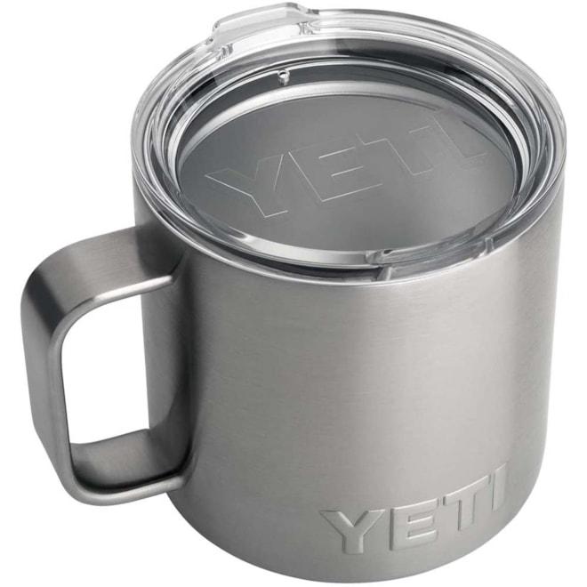 YETI Steel Mug with Lid
