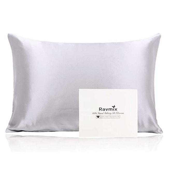 100% Pure Mulberry Slip Silk Pillowcase Standard Size