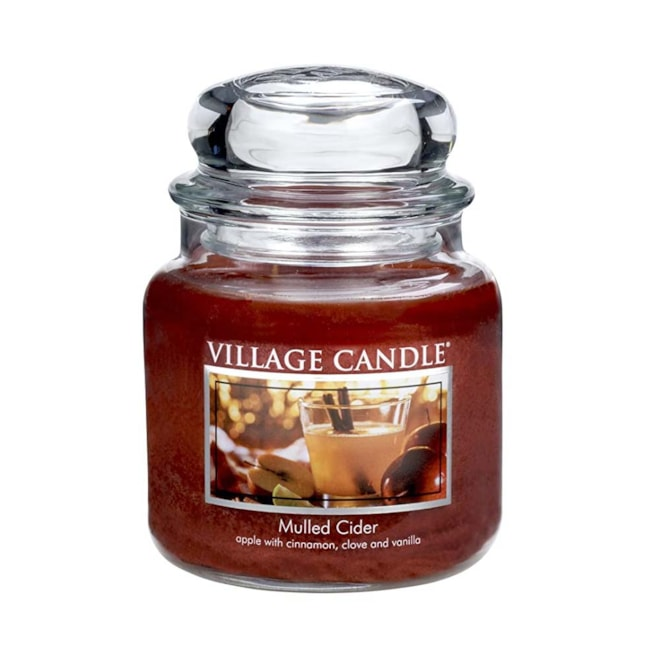 Village Candle Mulled Cider Scent