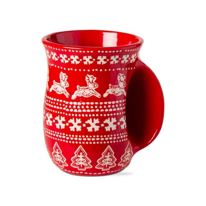 tag Sugar & Spice Handwarmer Holiday Mug