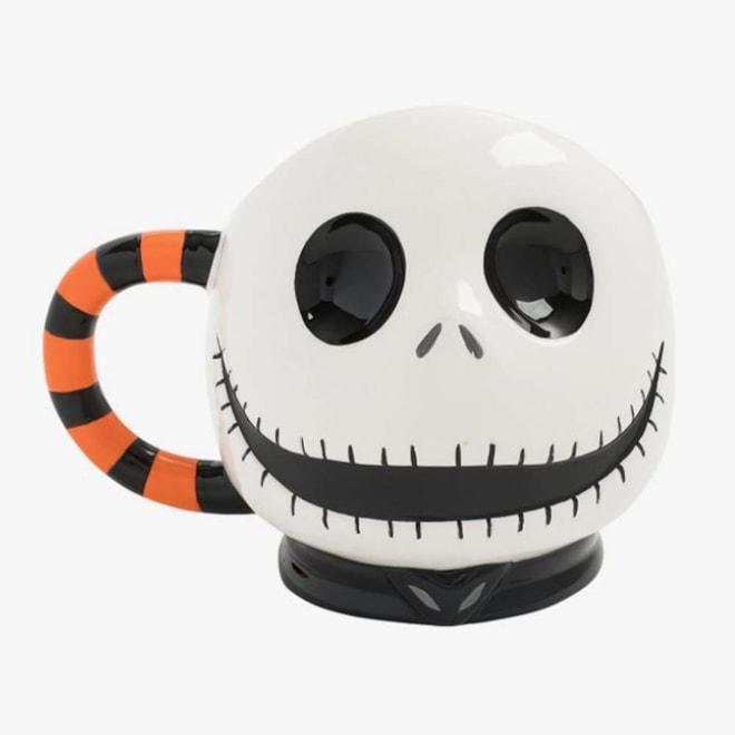 The Nightmare Before Christmas Jack Head Figural Mug