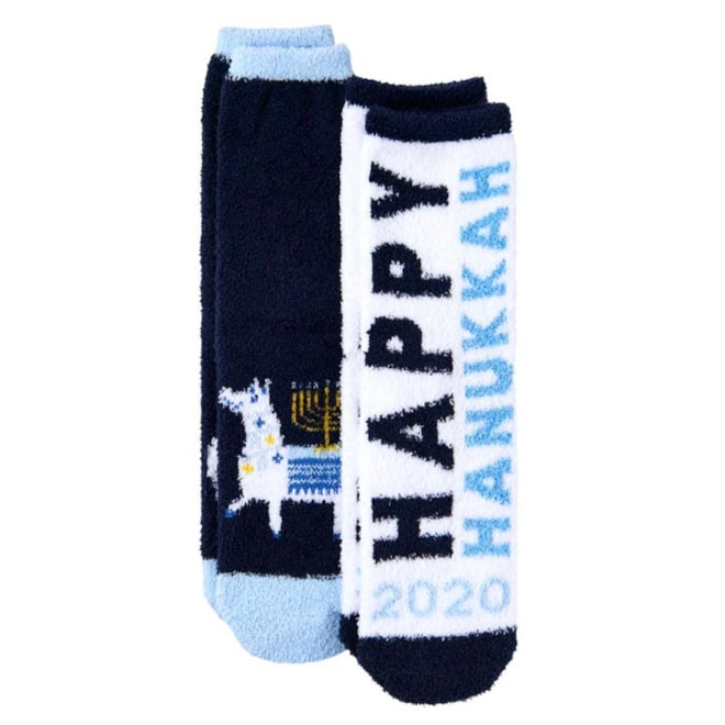 Kids Hanukkah Cozy Socks