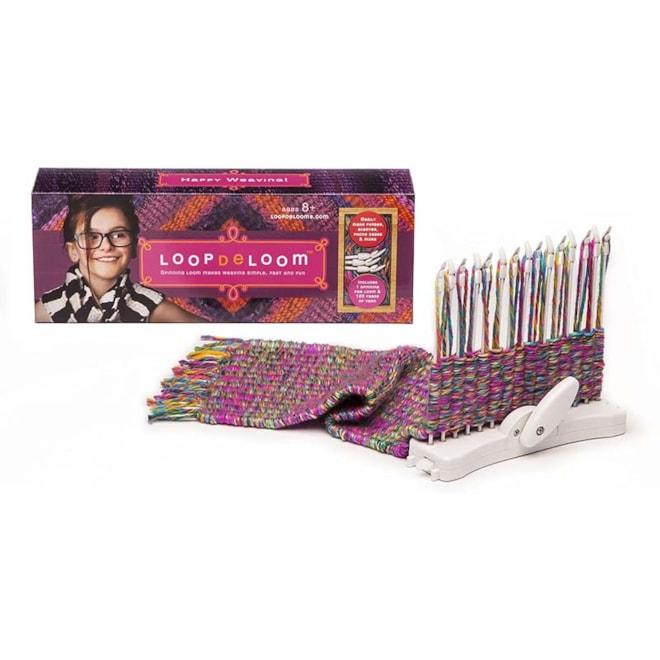 Loopdeloom Weaving Loom Kit