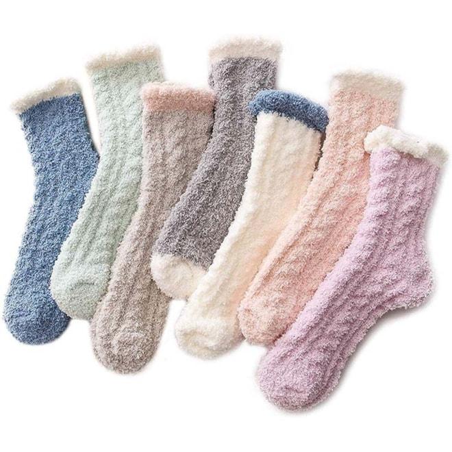 Winter Warm Slipper Socks