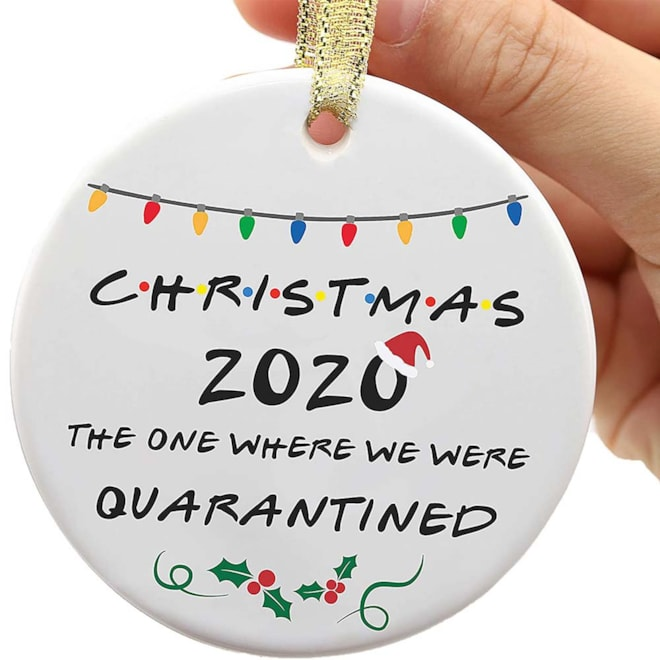 Friends Inspired 2020 Ornament