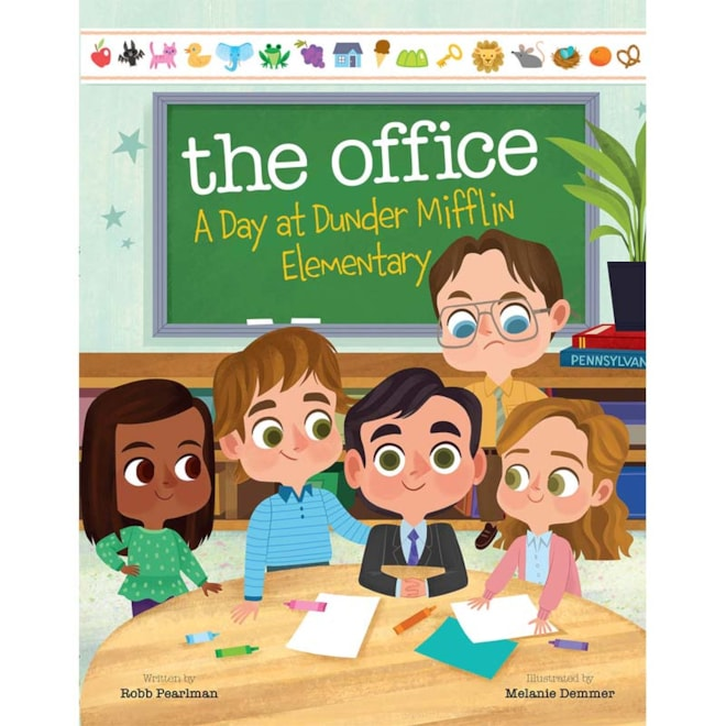 The Office Children's Book