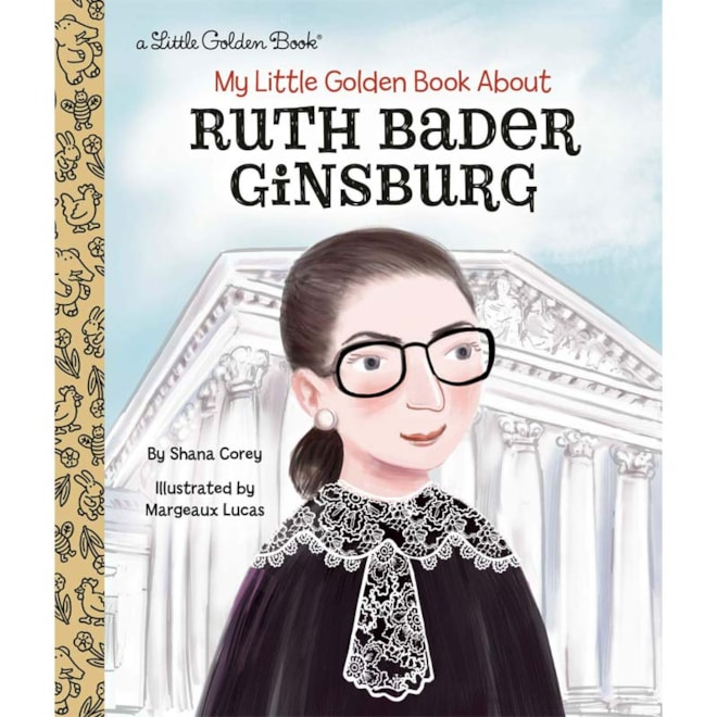 Little Gold Books Ruth Bader Ginsburg