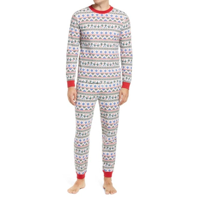 Fam Jam Two-Piece Thermal Pajamas