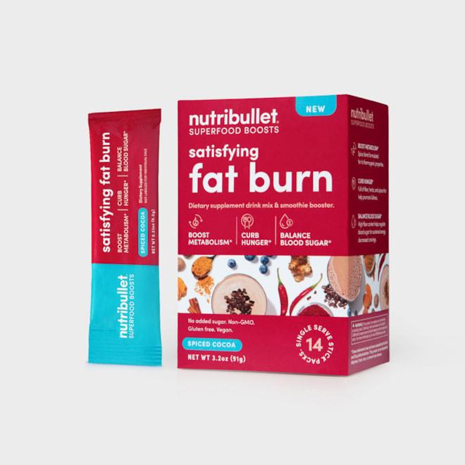 SuperFood Satisfying Fat Burn