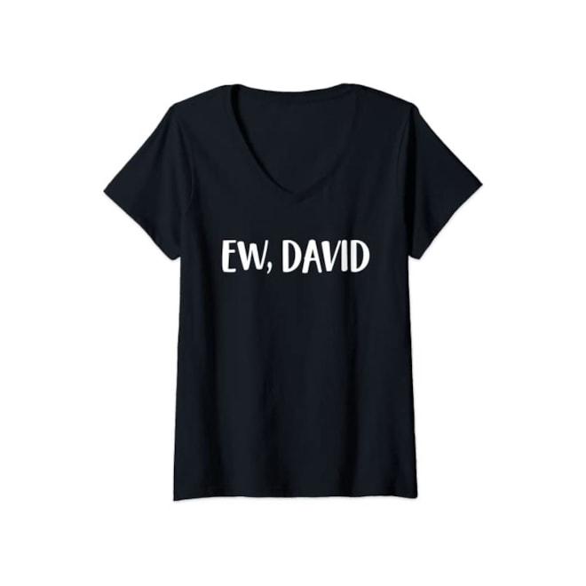 Ew David V-Neck T-Shirt