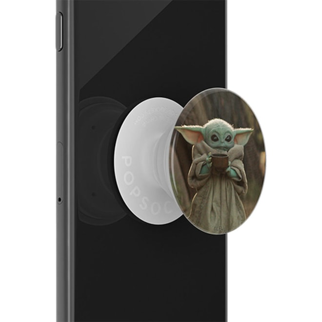 POPSOCKETS Baby Yoda Tea Phone Stand and Grip