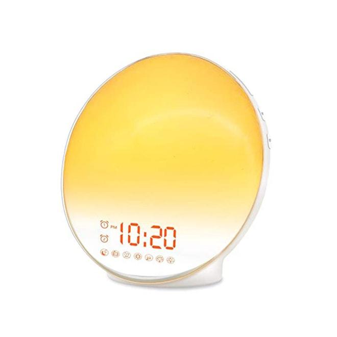 Wake Up Light Sunrise Alarm Clock