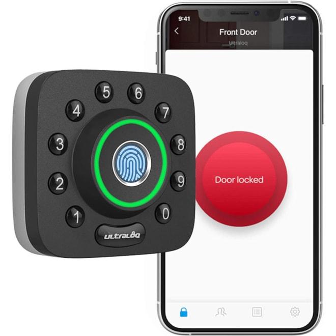Fingerprint Smart Deadbolt Door Lock