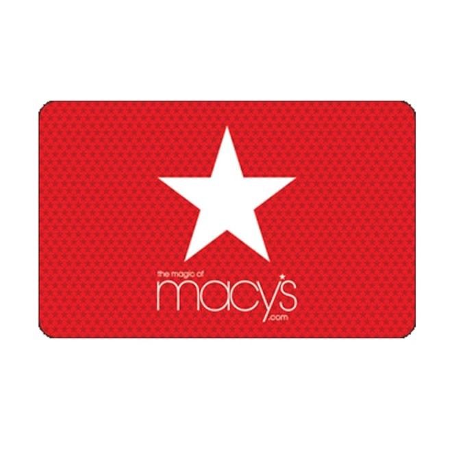 Macy's eGift Card