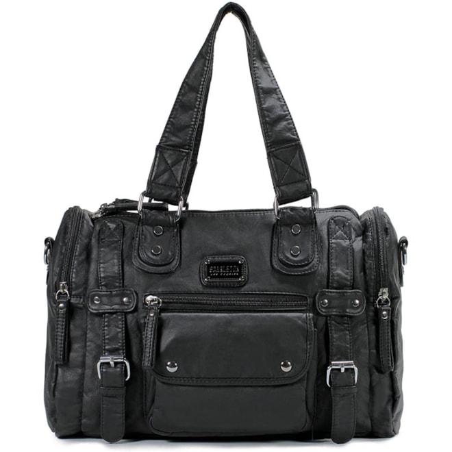Scarleton Soft Barrel Shoulder Bag