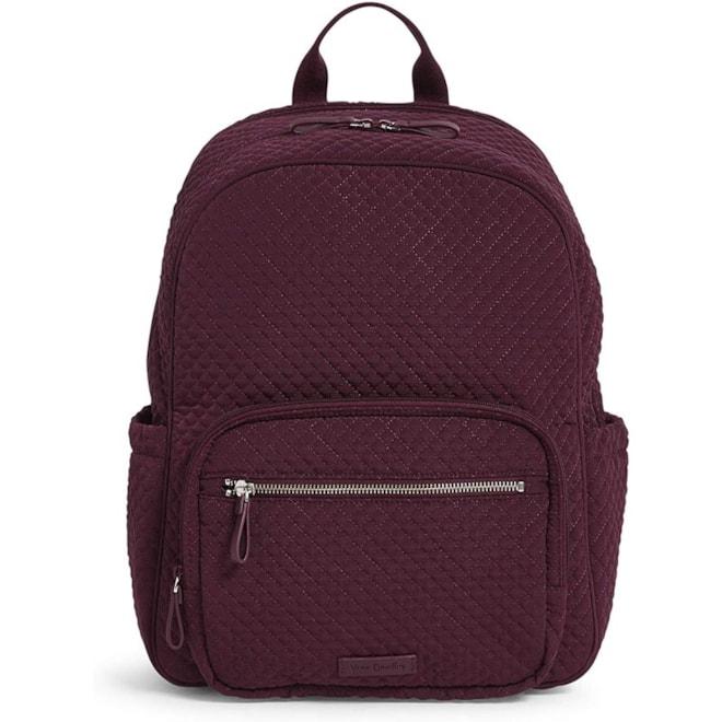 Vera Bradley Microfiber Baby Backpack