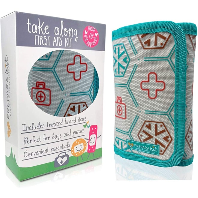 First Aid Kit for Baby Diaper Bag