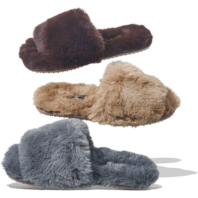 Fluffy Slippers Oprah's Favorite Things