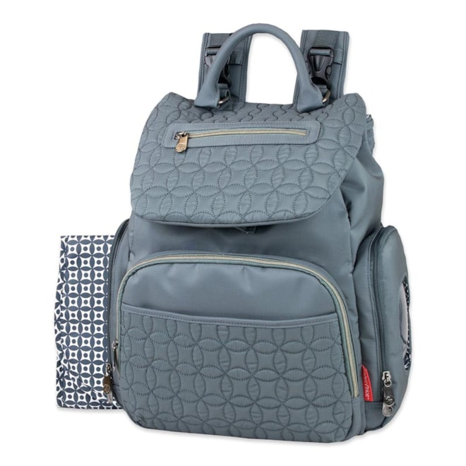 Fisher Price Signature Quilt Flap Backpack