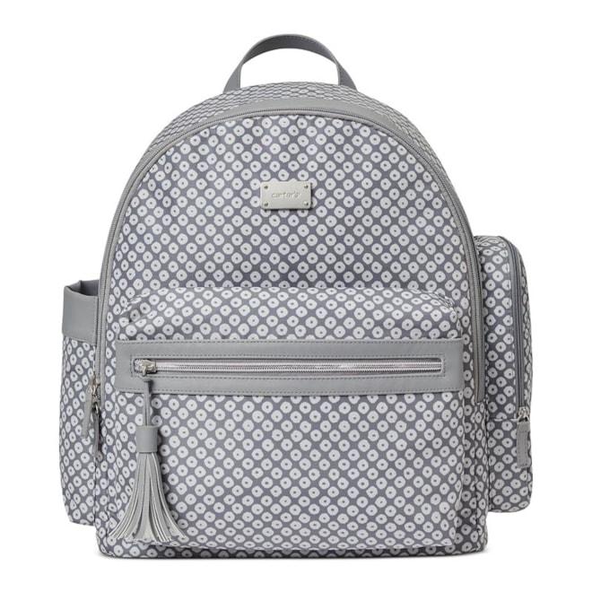 Carter's Handle It All Geo Dot Diaper Backpack