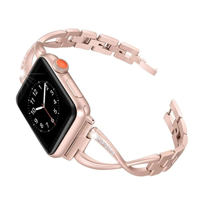 Stainless Steel Compatible Apple Watch Band 38mm 40mm Iwatch Series 5/4/3/2/1