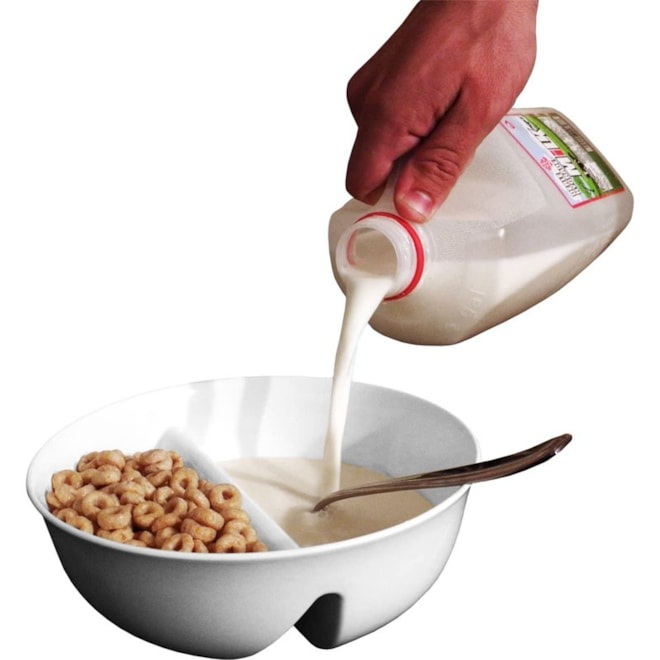 Anti-Soggy Bowl For Cereal