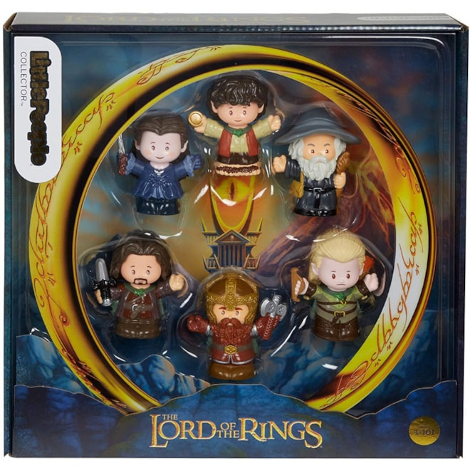 Lord of The Rings Fisher-Price Little People Collector