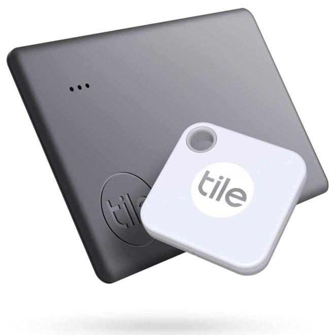 Tile Starter Pack Bluetooth Tracker Item Locator & Finder for Keys