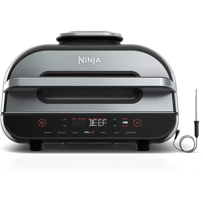 Ninja Foodi Smart XL 6-in-1 Indoor Grill with 4-Quart Air Fryer