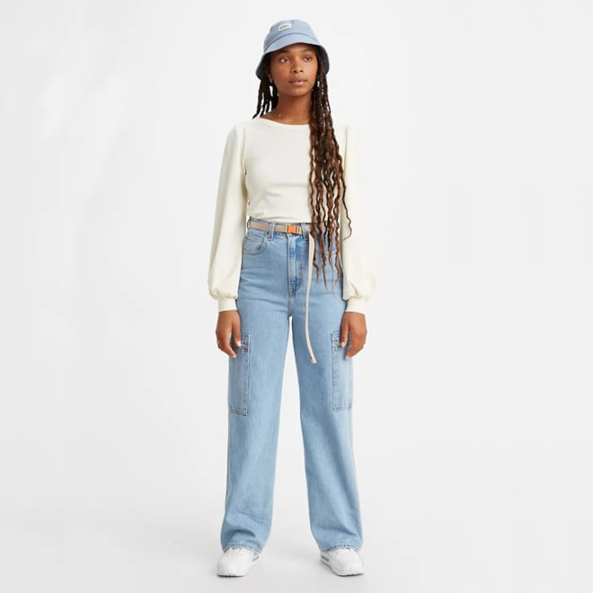 Levi's Utility High Loose Women's Jeans